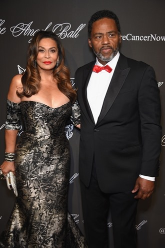 Tina and Richard Lawson