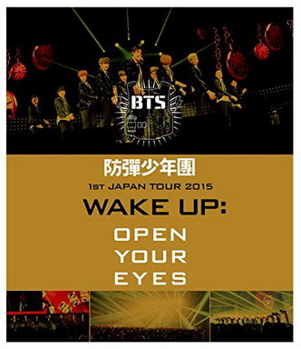 [TV-SHOW] 防弾少年団 1st JAPAN TOUR 2015「WAKE UP:OPEN YOUR EYES」 (2015/05/20)