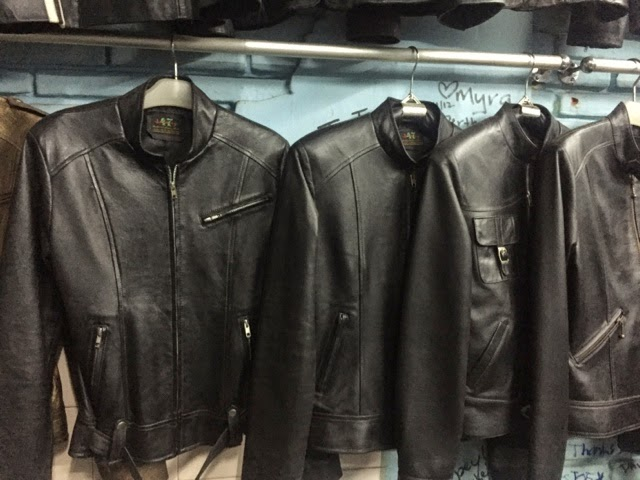 Sydney Fashion Hunter: Shopping In Bali - Leather Jackets