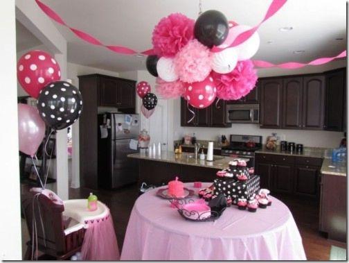 fiesta cumpleaños minnie decoracion (10)