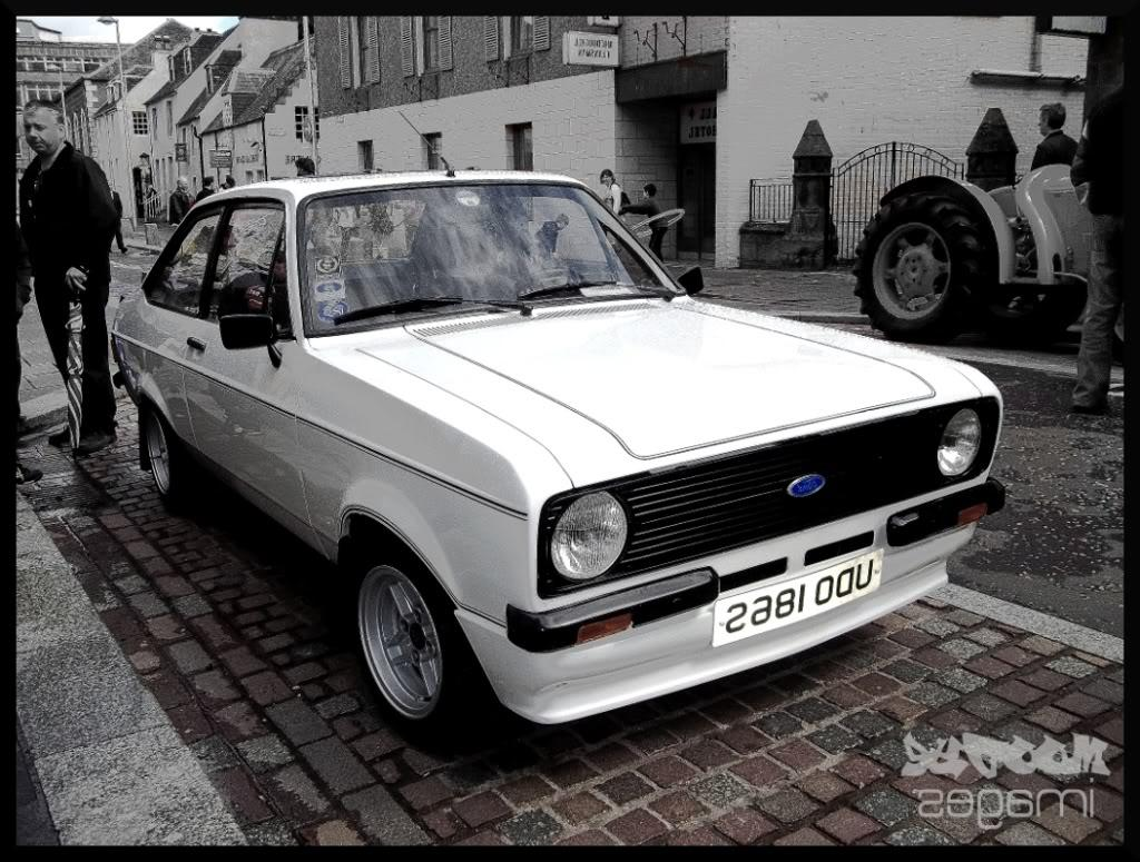 Ford Escort Mexico...now