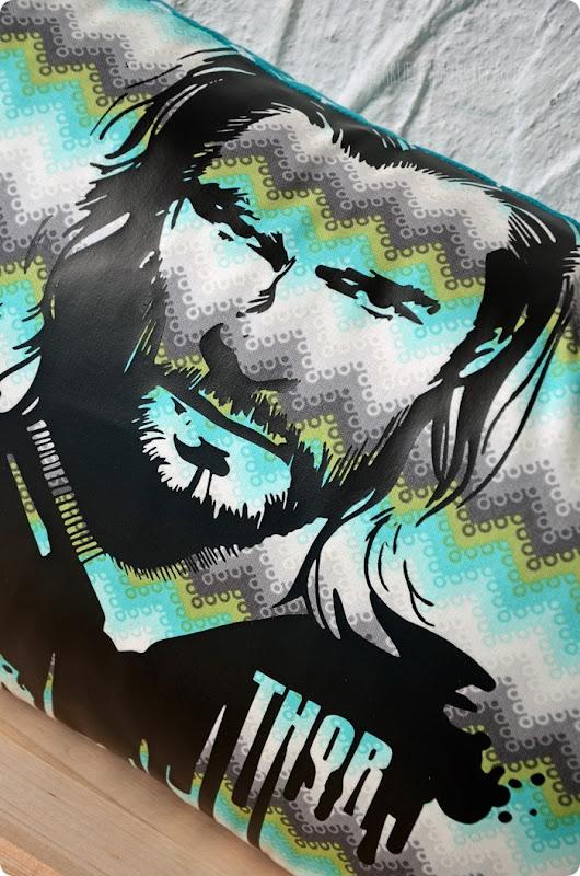 Thor (03) Marvels Avengers auf Chevron für die weltbeste Beste