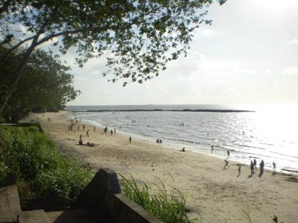 Praia Ariramba - Ilha de Mosqueiro, Belém do Parà