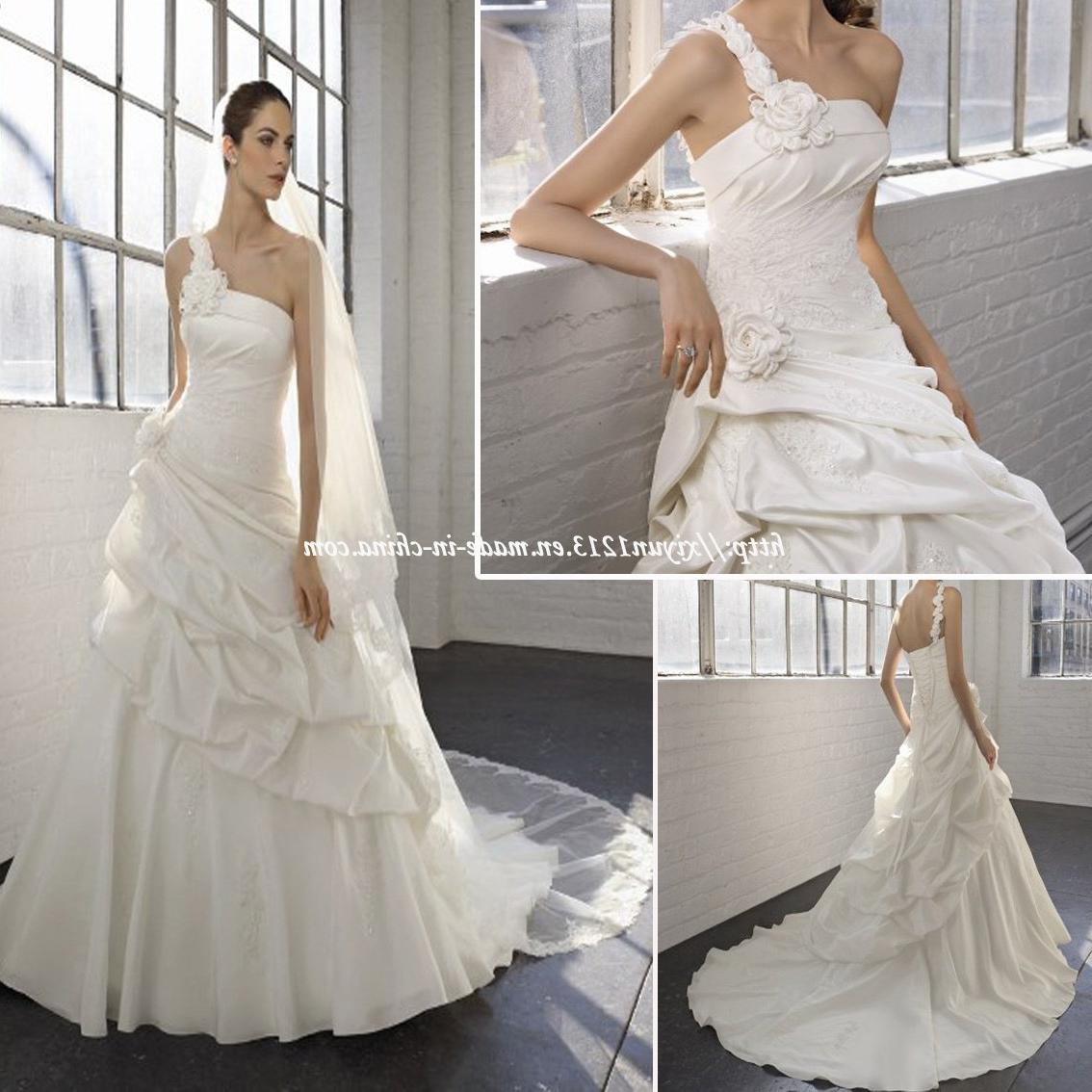 unique wedding gowns with