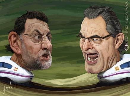 Rajoy Mas
