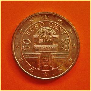 Austria 50 céntimos Euro