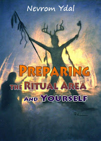 Cover of Nevrom Ydal's Book Preparing The Ritual Area And Yourself