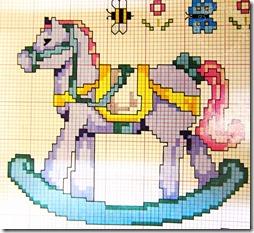 caballo balancin  punto de cruz  (2)