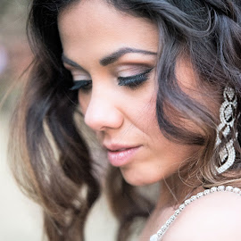 Beauty and grace by Junita Stroh - Wedding Bride ( wedding day, wedding, fine art, wedding photographer, bride, destination wedding photographers, portrait )
