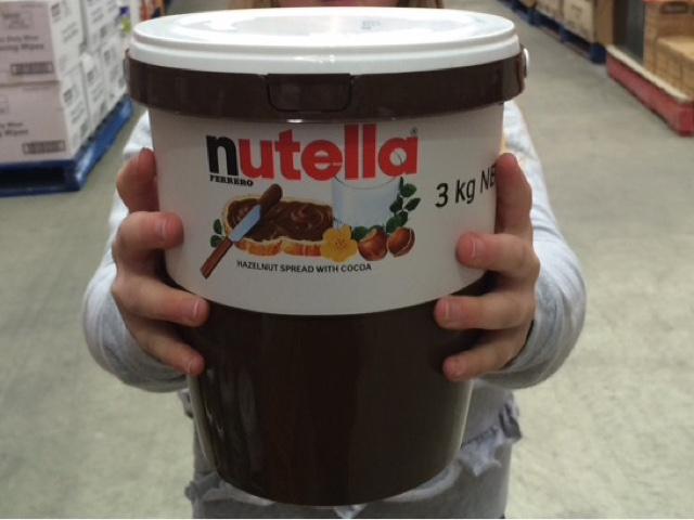 pot nutella 3 kg pot nutella 3kg cuisine nutella pte tartiner pot de 3 kg picerie achat. Black Bedroom Furniture Sets. Home Design Ideas