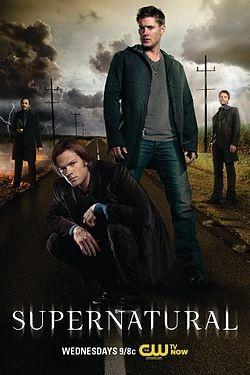 Siêu Nhiên 8 - Supernatural Season... (2012)