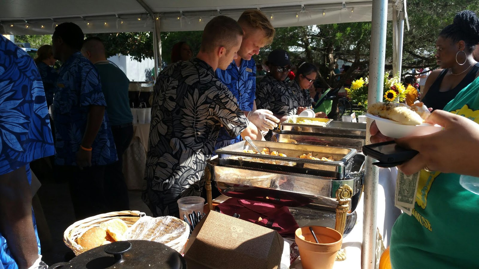 Jekyll Island Club Hotel Southern Culinary Festival Shrimp and Grits Festival 2015