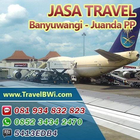 Agent Travel Bandara Juanda Surabaya