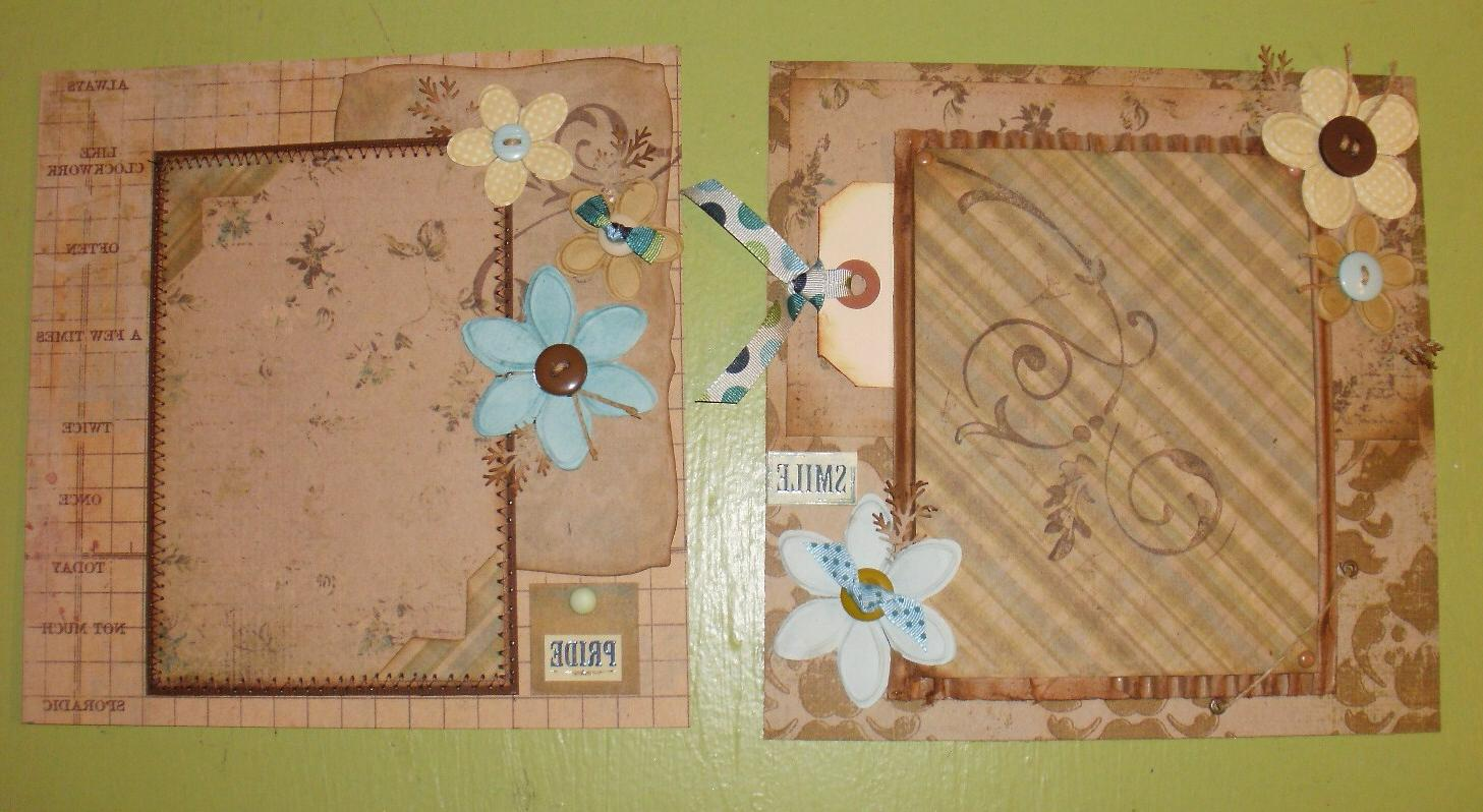 wedding scrapbook pages 8x8