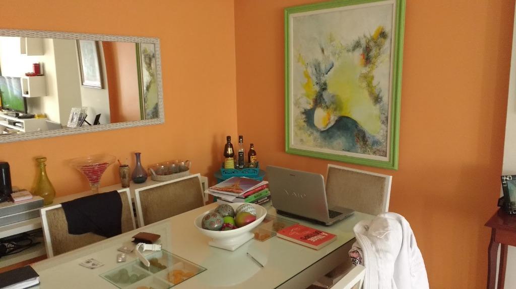 Apartamento residencial à venda, Marapé, Santos - AP1356. de Consultare Imóveis.'