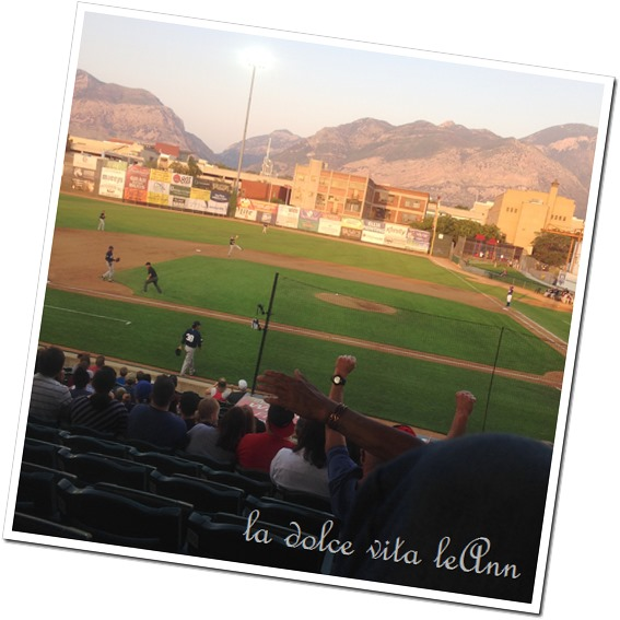 Lindquist Field Mountains