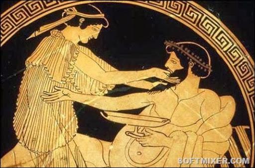 Оральный секс в древние времена