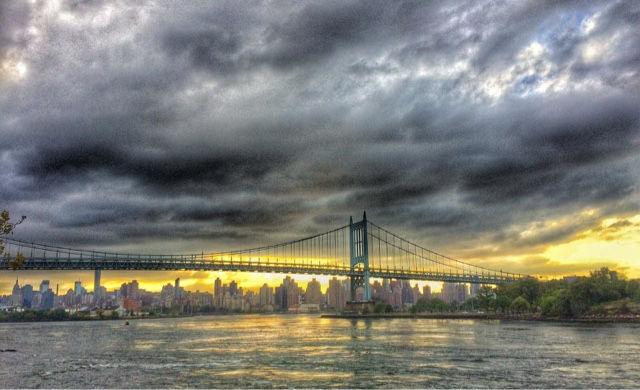 RFK Bridge, Astoria