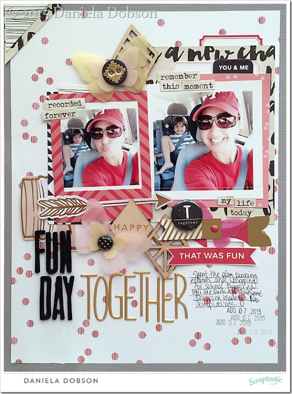Fun day together by Daniela Dobson