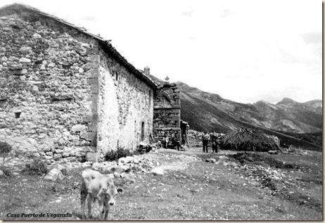 Casa del Puerto de Vegarada
