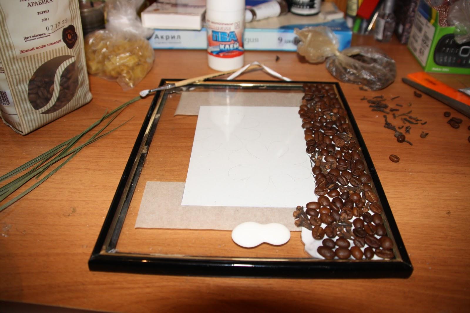 Как сделать рамку для фото из двп
