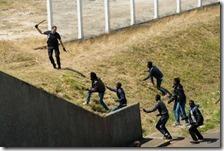 Migranti a Calais