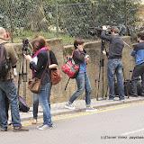 Tous les médias du Pays Basque nord et sud sur place.