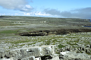 Dún Aoghnasa, Stone Age fortress, Inis Mór Island, Southern Ireland, approximately 4000 years old!