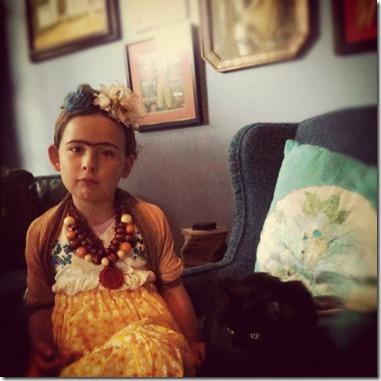 Disfraz de Frida Kahlo