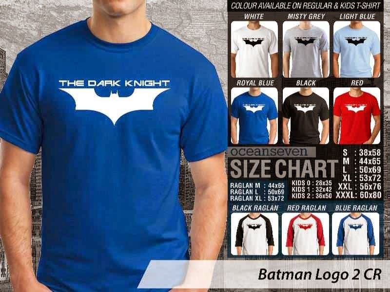 KAOS Batman 3 Amazing Superhero distro ocean seven