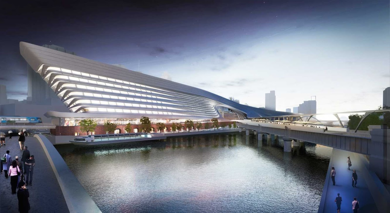 06-Flinders-Street-Station-Design-Competition-by-Zaha-Hadid+BVN-Architecture