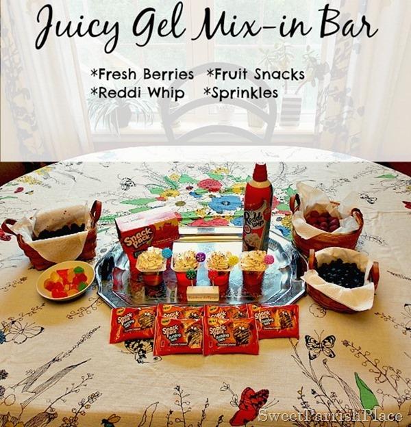 Juicy Gel Bar