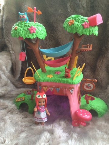 mini chou chou tree house