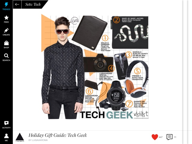 The Best Fashion Apps for Men & Women | Source: Polyvore