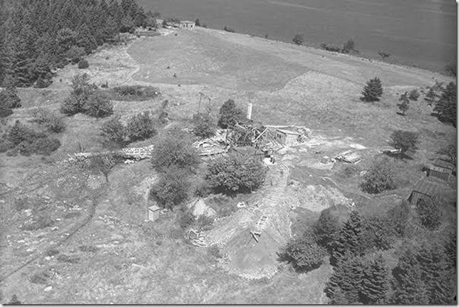 O Poco do Dinheiro em Oak Island originais