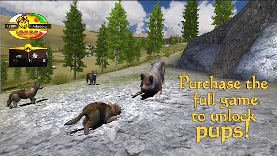 Game WolfQuest 2.7.3p8b APK for iPhone