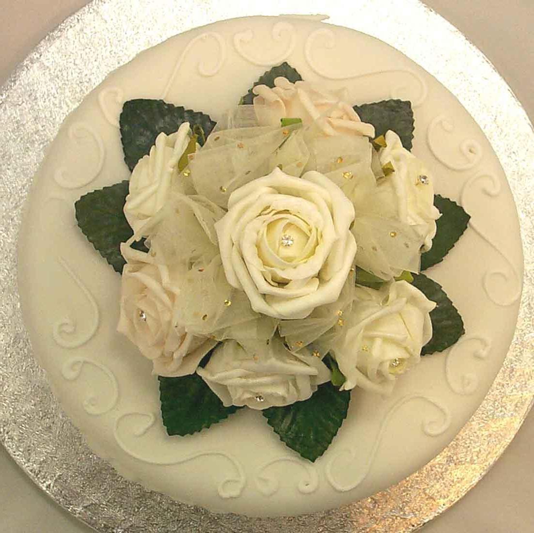 Wedding Flowers - Silk