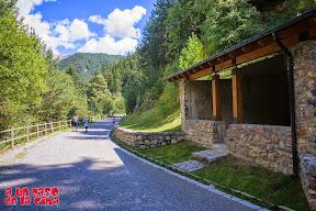 Refugio en el Camino de Les Pardines. ©aunpasodelacima