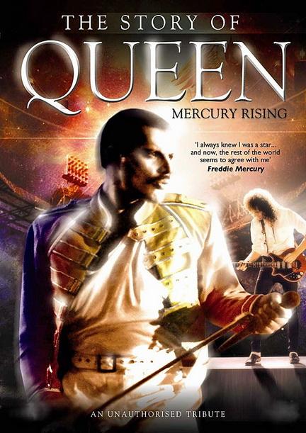 Freddie Mercury. Droga na szczyt / Queen: Mercury Rising (2011) PL.TVRip.XviD / Lektor PL
