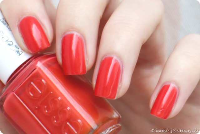 LFB Orange Essie Chubby Cheeks Swatch-3