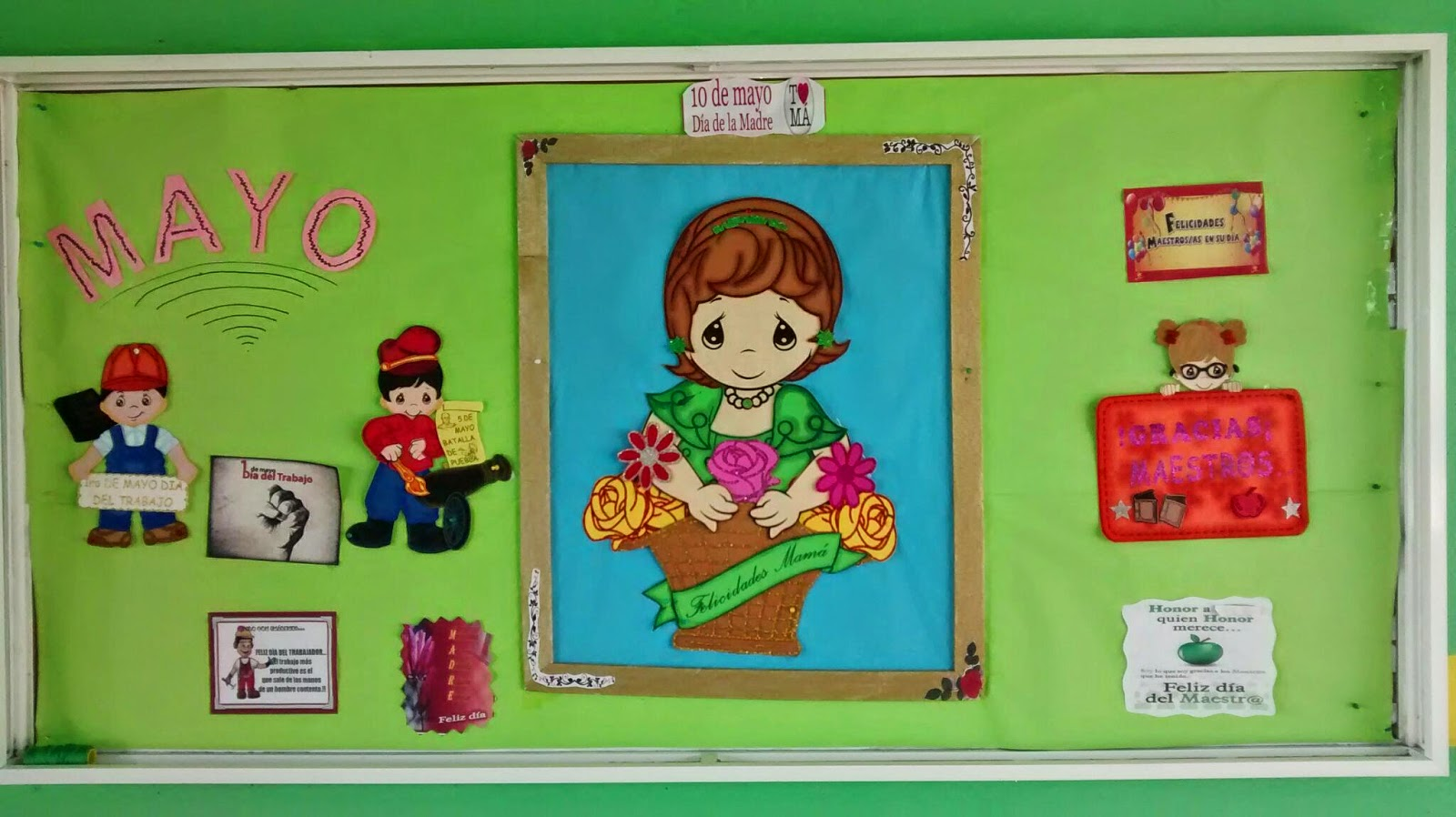 Escuela primaria nicol s bravo nuestro peri dico mural for Amenidades para periodico mural