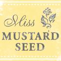 Miss Mustard Seed's Creative Blog
