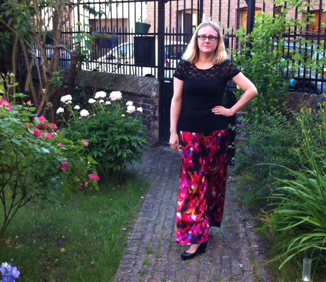 Pantalon tendance Couture