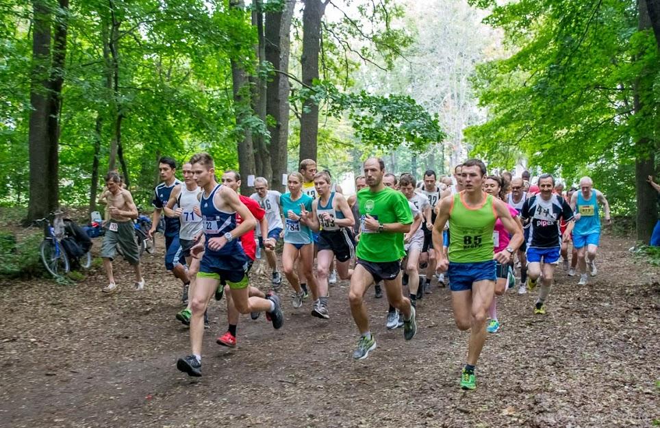 Традиционный легкоатлетический пробег, посвященный памяти П. М. Тутакина