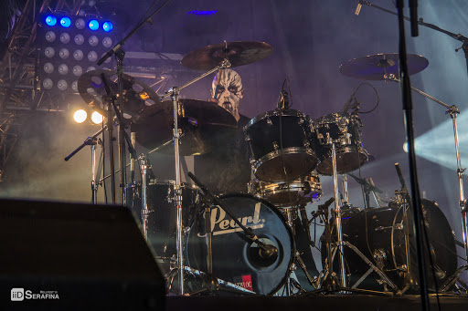 Enthroned au Hellfest 2015