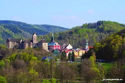 Město vzniklo kolem roku 1240 na výrazném ostrohu sevřeném řekou Ohře. V roce 1317 v době četných rozbrojů v zemi zde pobývala Eliška Přemyslovna se svými dětmi a téhož roku i král Jan Lucemburský se svou družinou.