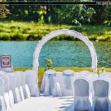 Ślub w plenerze - Pałac w Rymaniu