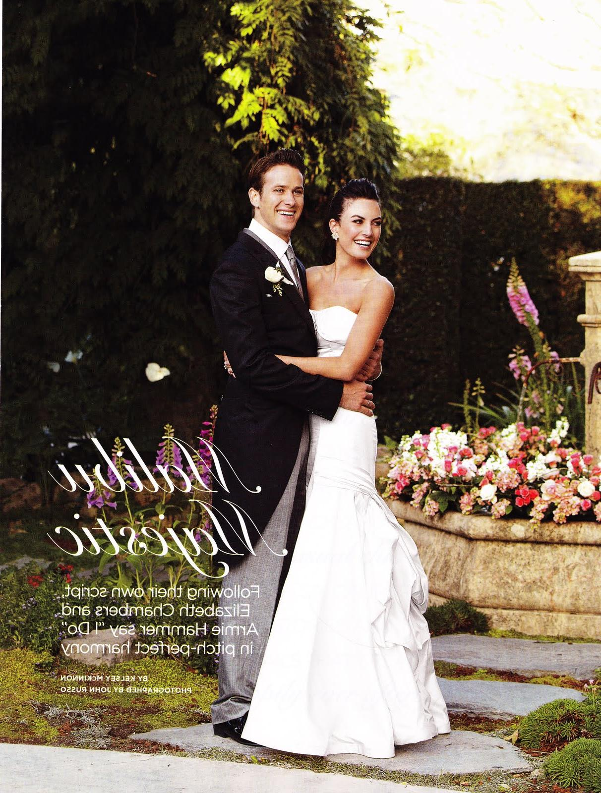 copy of your wedding issue