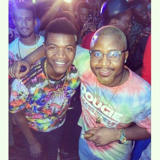 Cabo Snoop To  Collaborate With Cassper Nyovest!