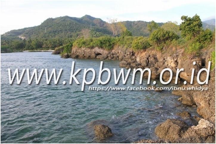 pantai taraujung pamboang majene